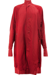 куртка-бомбер свободного кроя Julius