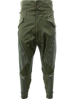 укороченные брюки Julius