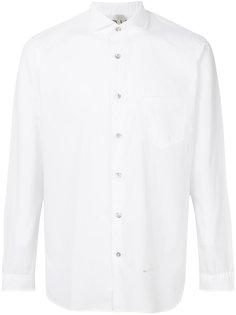 рубашка с накладными карманами  Dnl