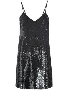sequinned dress Ashish