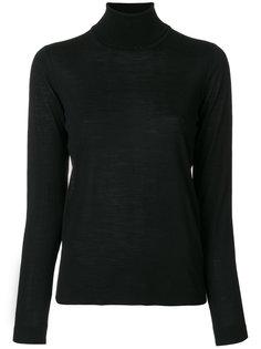 классический свитер-водолазка  Salvatore Ferragamo