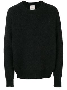 классический трикотажный свитер  Laneus