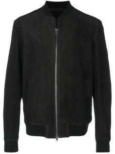 классическая куртка-бомбер Salvatore Santoro