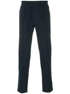брюки с поясом на завязках Emporio Armani