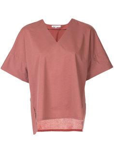 блузка с V-образным вырезом  08Sircus