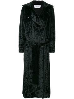 двубортное пальто-тренч Gabriela Hearst