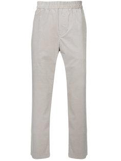 брюки с ребристой фактурой Estnation