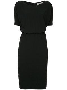 платье с эластичным поясом  Estnation