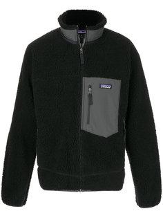 флисовая куртка на молнии Patagonia
