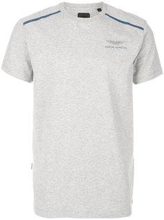 футболка с контрастными полосками Hackett