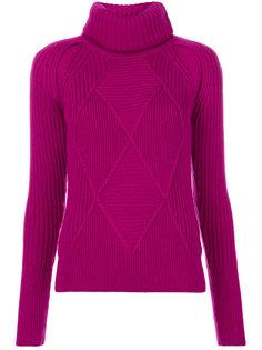 свитер с отворотом  Kenzo