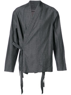 рубашка-кимоно с запахом Siki Im