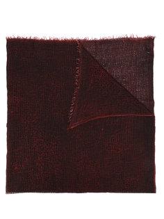 шарф с эффектом потертости Avant Toi