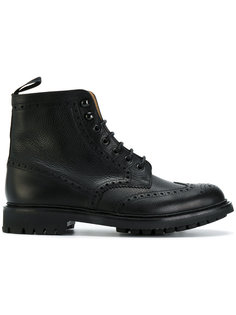 армейские ботинки McFarlane Churchs
