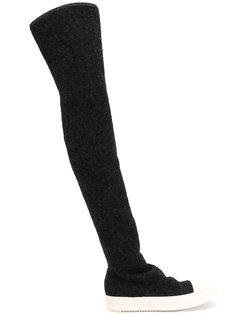 ботинки Stocking Sneak Rick Owens DRKSHDW