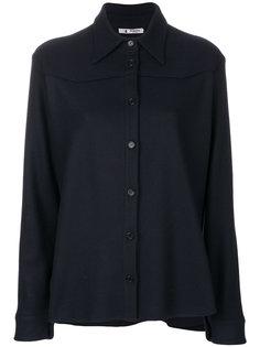 рубашка с заостренным воротником  Barena
