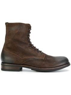 lace-up boots Pantanetti