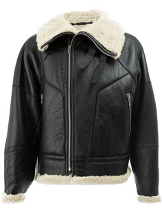 куртка из овчины Julius