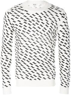 свитер Geo Tiger Kenzo
