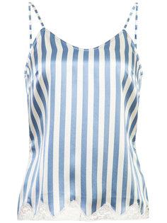 Jac striped cami top Morgan Lane