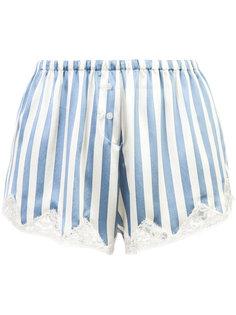 Josephine striped pyjama shorts Morgan Lane