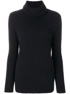 свитер с отворотом  Lamberto Losani