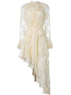 платье с оборками Bowerbird Zimmermann