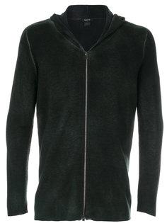 knitted zip hoodie Avant Toi