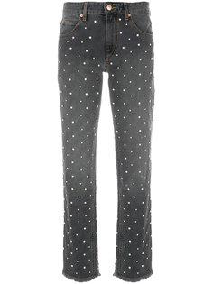 джинсы с отделкой  Isabel Marant