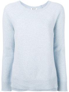 свитер с круглым вырезом  Dondup