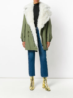 пальто с воротником  As65