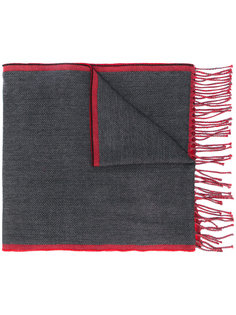 шарф с бахромой Dondup