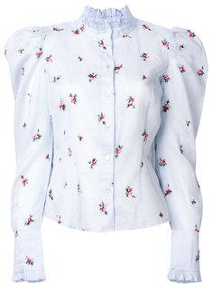 рубашка с вышивкой Utah Isabel Marant
