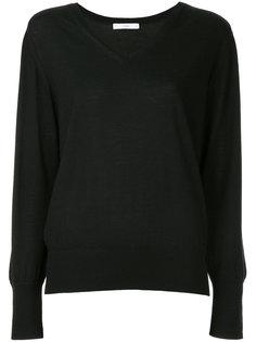 пуловер с V-образным вырезом  Astraet