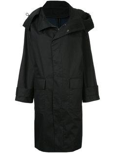 zip up trench coat Astraet