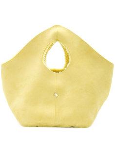сумка-тоут с меховой подкладкой Astraet