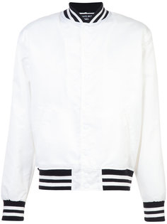 куртка-бомбер с вышивкой логотипа Enfants Riches Déprimés