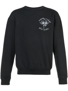 свитер с принтом логотипа Enfants Riches Déprimés
