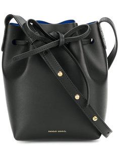 "мини-сумка модели ""ведро"" Mansur Gavriel"