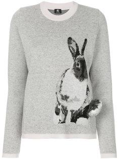 свитер с принтом кролика  Ps By Paul Smith