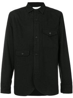 классическая приталенная рубашка Han Kjøbenhavn