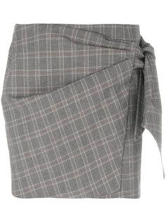 юбка с узлом Nima Isabel Marant Étoile