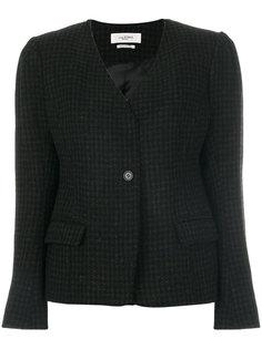 пиджак в ломаную клетку Infina Isabel Marant Étoile