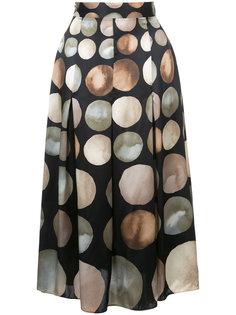 polka dot full skirt  Co