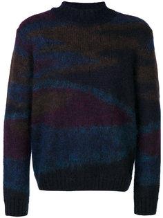 свитер с высокой горловиной Missoni