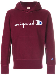inside out logo hoodie  Champion