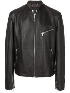 куртка на молнии Versace