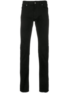 джинсы средней посадки Versace