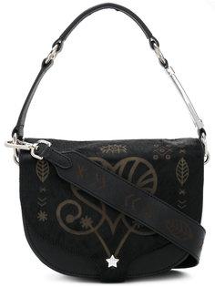 декорированная сумка-тоут Ash