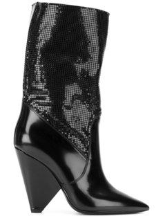 ботинки Niki 85 Saint Laurent
